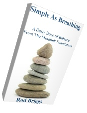 eBook Simple as Breathing by Rod Briggs